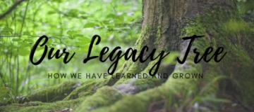 Legacy - Tree Blog